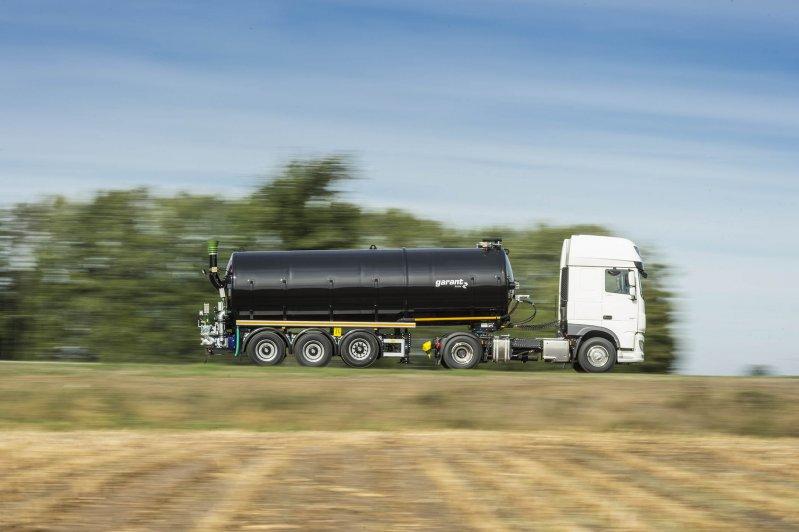 Citernes pour camions